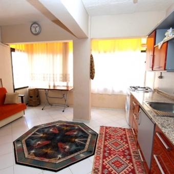Akçay Sarıkız'da Ful Eşyalı Kiralık Yazlık