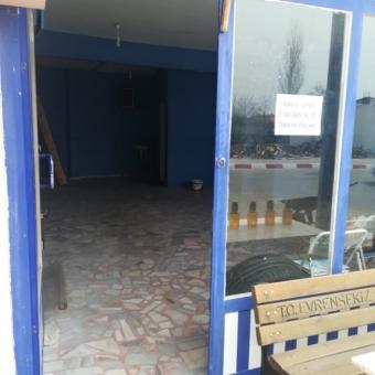 Lüleburgaz Evrensekizde cadde üstü kiralık dükkan
