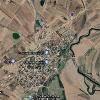 Lüleburgaz Ovacık Köyünde Satılık Bağ